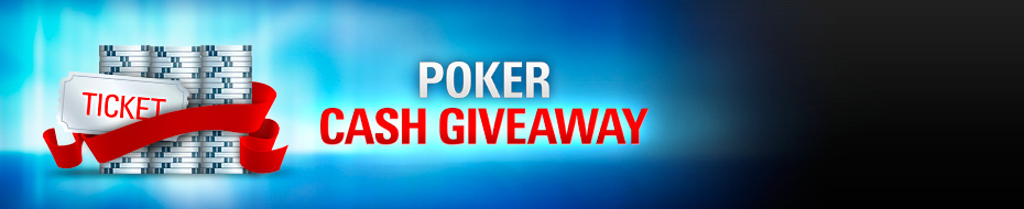 PokerStars Giveaway - $60,000 given away every month